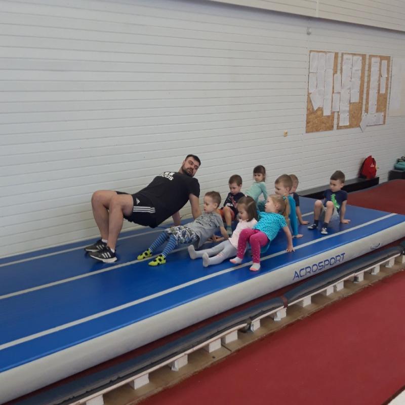 Мир Гимнастики - оздоровительная гимнастика для девочек и мальчиков от 3-х лет