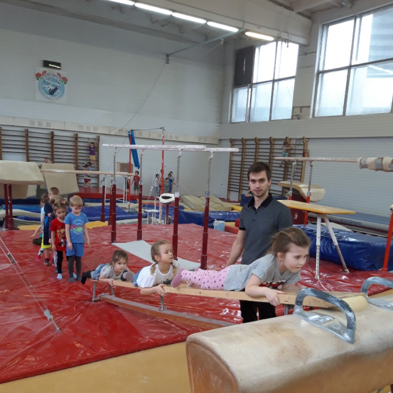оздоровительная гимнастика для девочек от 3-х лет