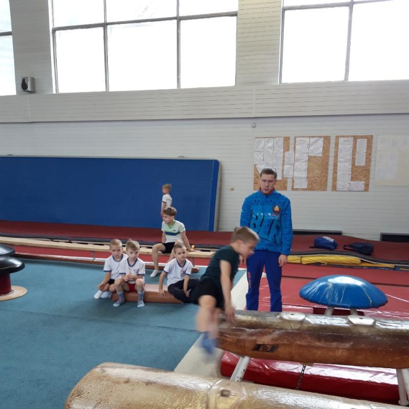 Профессиональная гимнастика для малышей от 3-х лет