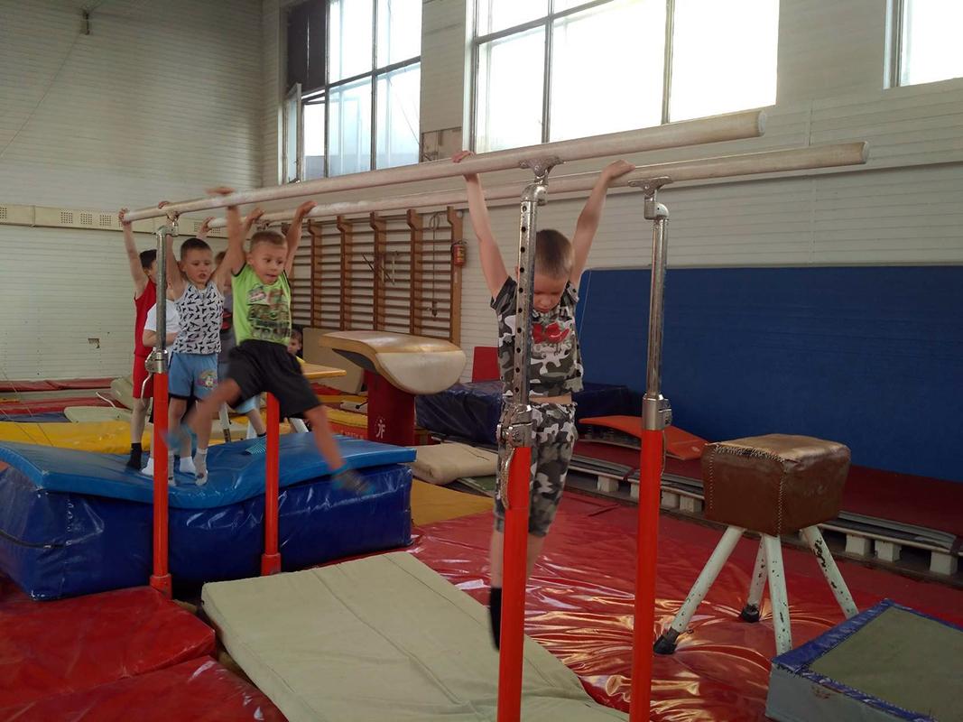 Гимнастика для детей 5-6 лет